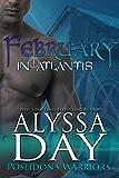 February in Atlantis: A Poseidon's Warriors paranormal romance