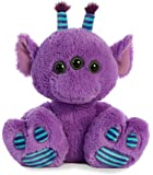 Aurora World Taddle Toes Plush Toy, Purple