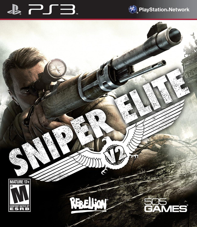 Amazon Com Sniper Elite V2 Canada Only Video Games