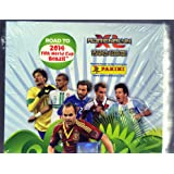 Panini Road to 2014 FIFA World Cup Brazil Adrenalyn XL: Display mit 24 Booster-Packs