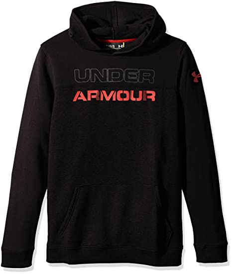 8bd25611d Amazon.com: Under Armour Boys Titan Fleece Hoodie: Clothing