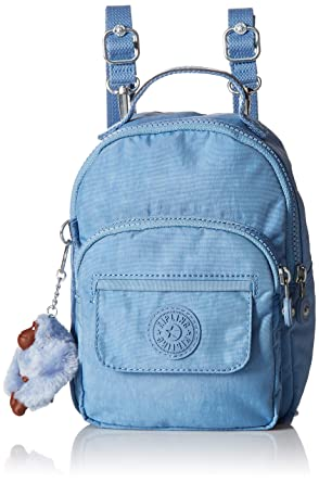 Amazon.com: Kipling Alber 3-In-1 Convertible Mini Bag Backpack Dream Blue: Clothing