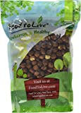 Organic Hazelnuts/Filberts by Food to Live (Raw, No Shell, Kosher, Bulk) — 2 Pounds