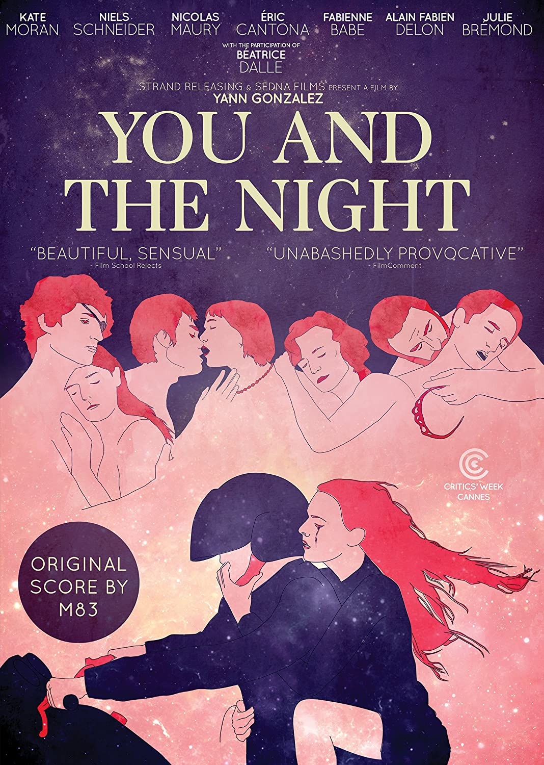 Amazon com: You And The Night: Kate Moran, Niels Schneider