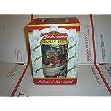 2001 Budweiser Holiday Stein