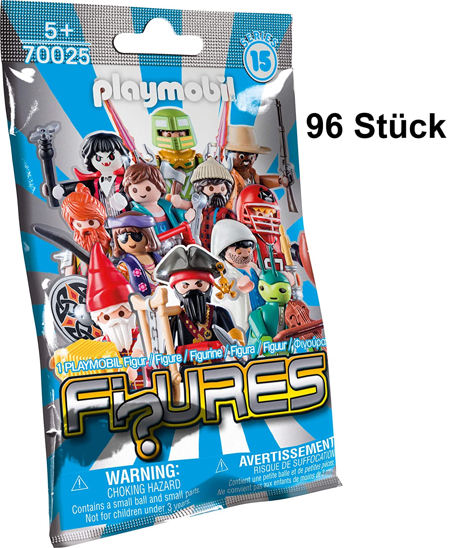 PLAYMOBIL 70025 Figures Boys (Serie 15) 96 Stück