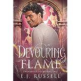 Devouring Flame: A M/M Fantasy Rom-Com (Enchanted Occasions Book 2)