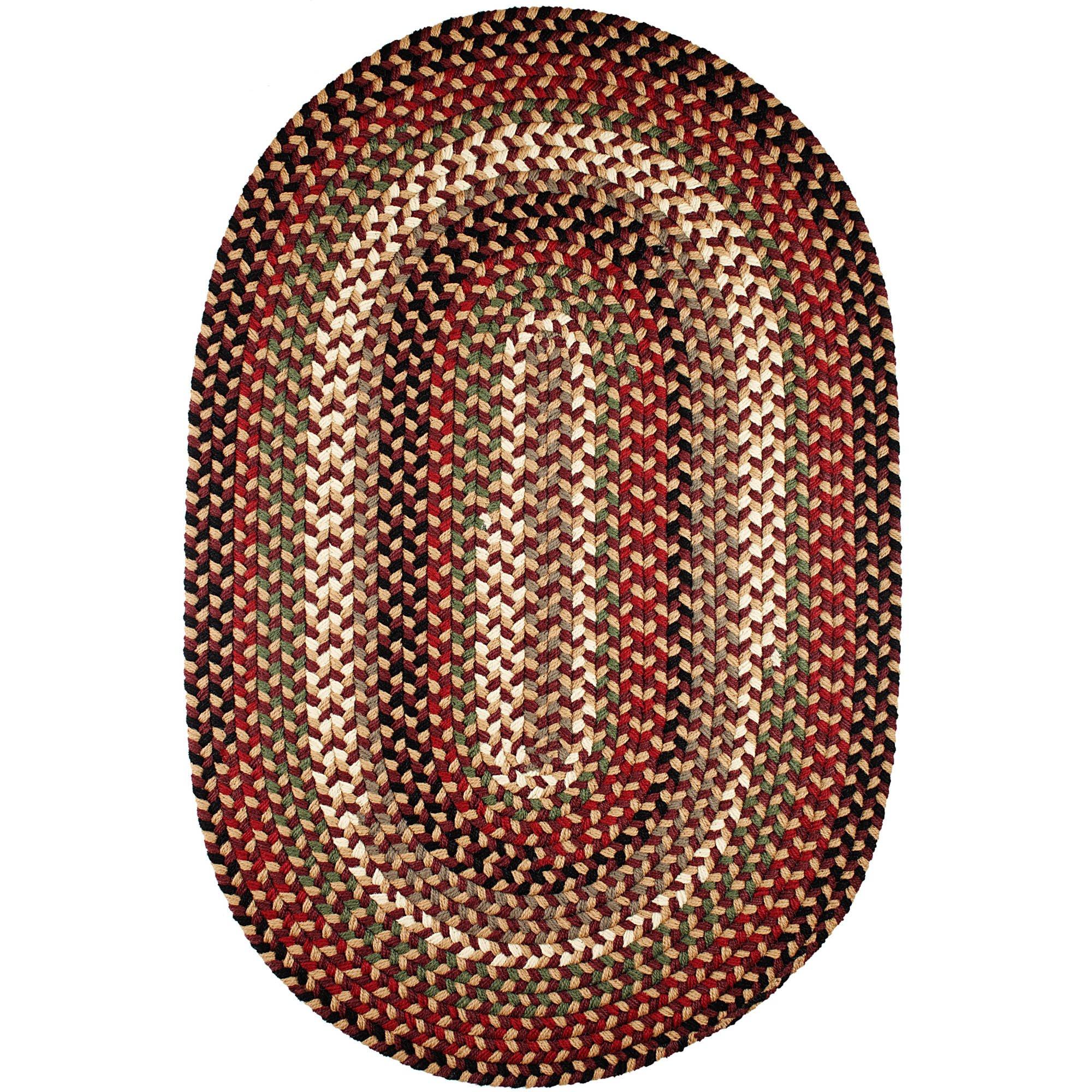 Washable Rugs On Amazon: Braided Area Rugs: Amazon.com