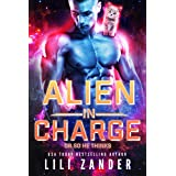 Alien in Charge: An Alien Bodyguard Romance (Warriors of Gehar Book 1)