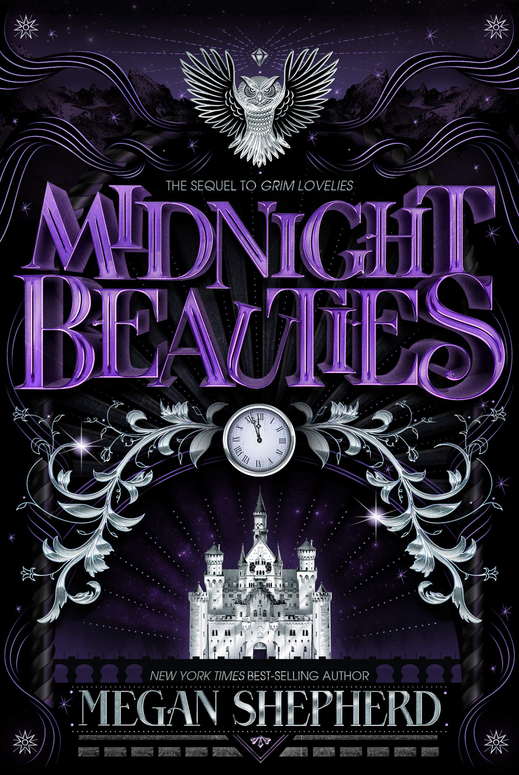 Midnight Beauties (Grim Lovelies): Amazon.es: Megan Shepherd ...