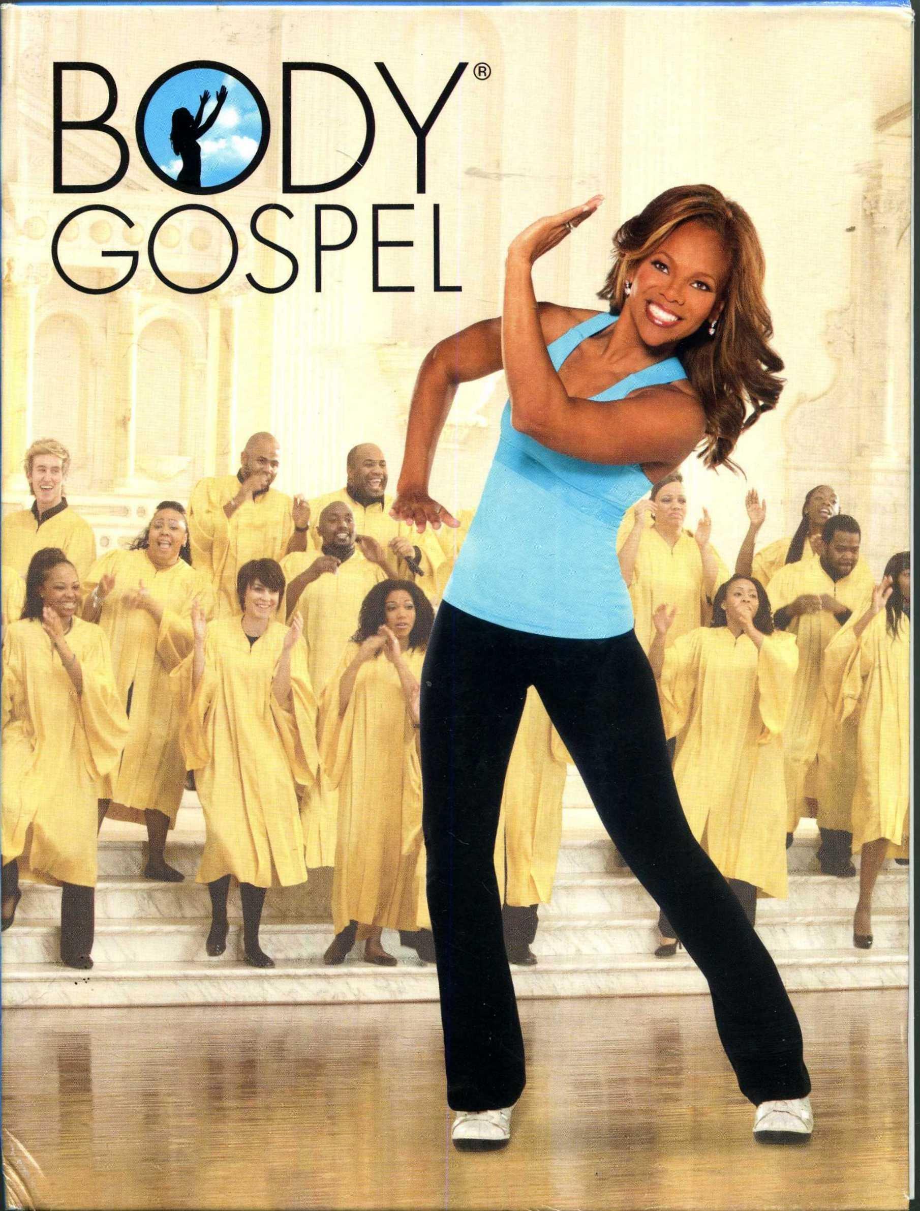 BODY GOSPEL DVD BOX SET by Body Gospel