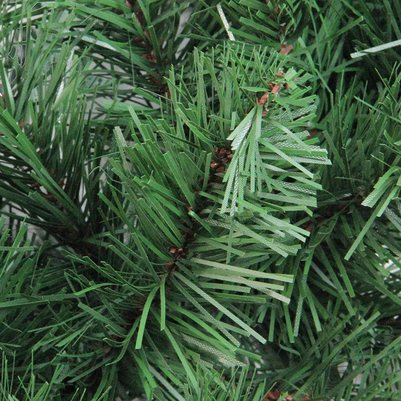 Northlight Colorado Spruce Artificial Christmas Garland 9 x 10 Green