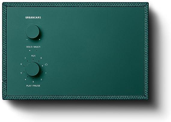 Urbanears Lotsen - Altavoz Multiroom Bluetooth y Wifi, color verde ...