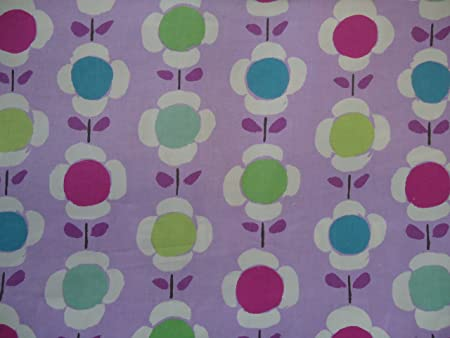 Prestigious Birdhouse In Lilac Designer Curtain Fabric By The Metre