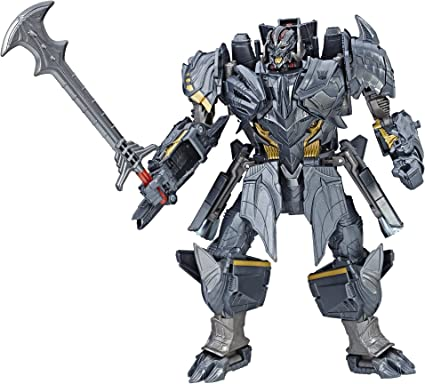 TRANSFORMERS MV5 THE LAST KNIGHT VOYAGER OPTIMUS PRIME PREMIER EDITION FIGURE