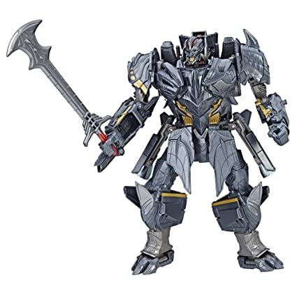 Amazon Com Transformers The Last Knight Premier Edition Voyager