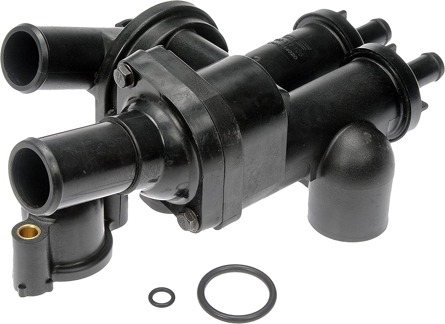 902-319 Thermostat with Housing Assembly Kit for Chrysler Dodge Jeep