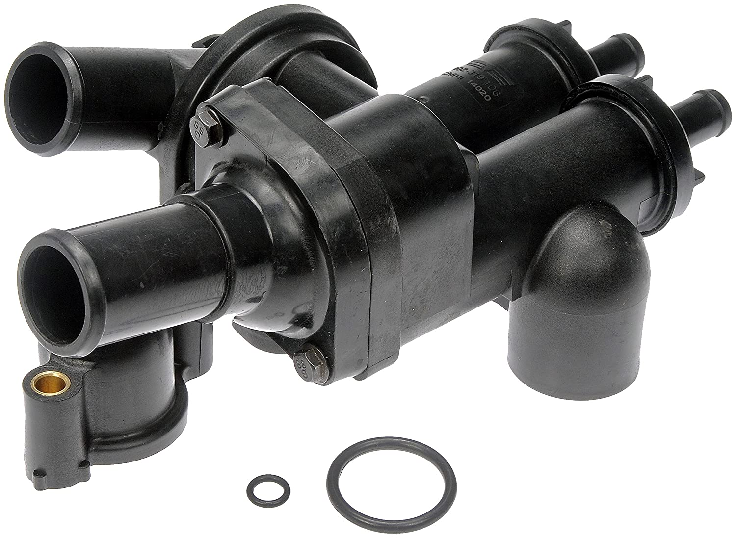 Dorman 902-319 Thermostat Housing Kit Assembly with Thermostat Dorman - OE Solutions