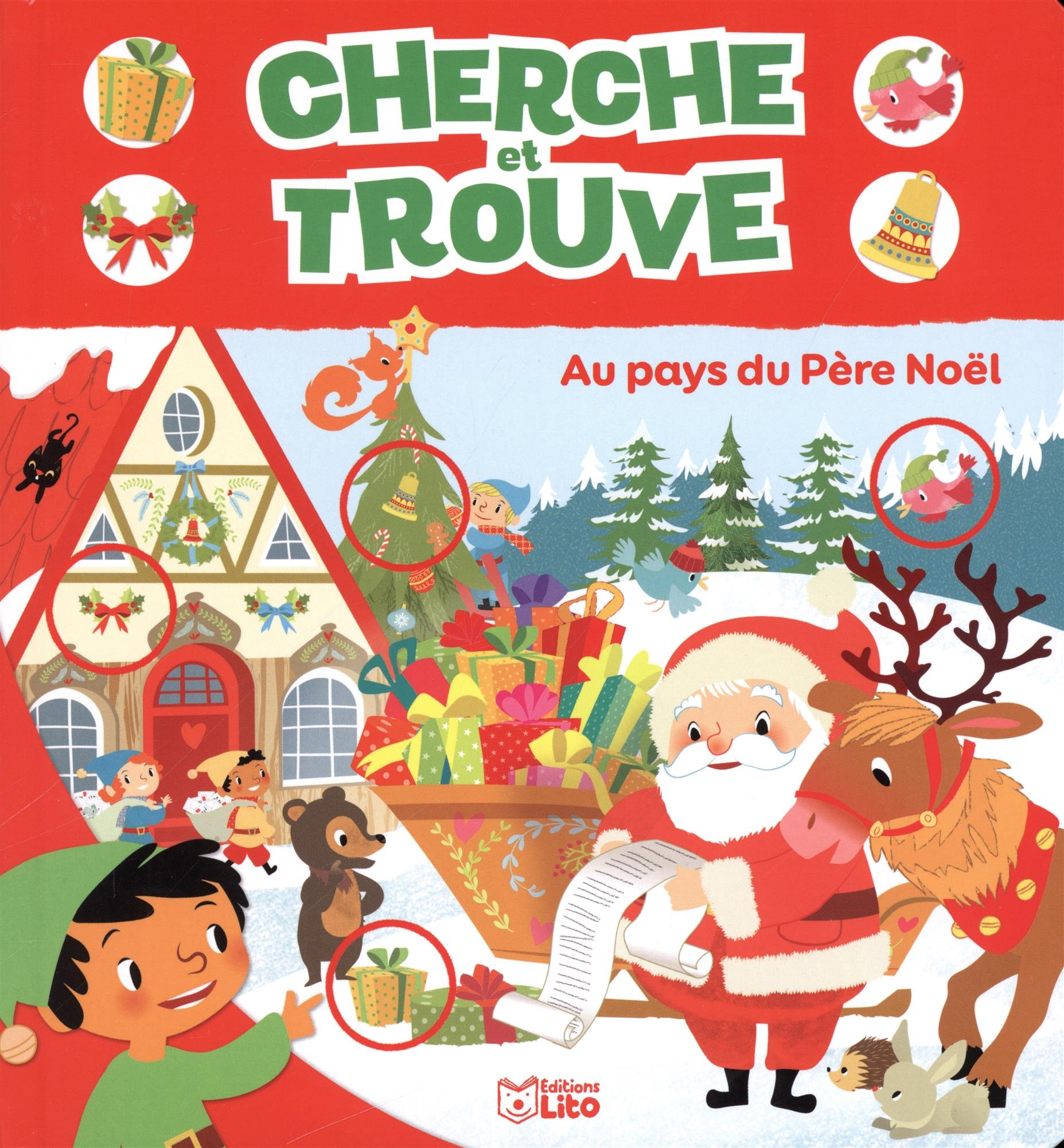 Le Pays Du Pere Noel Au pays du Père Noël: Amazon.co.uk: Pop, Charlie: 9782244302164: Books