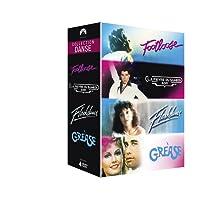 Paramount Collection Danse: Footloose + La fièvre du samedi soir + Flashdance + Grease [Francia] [DVD]