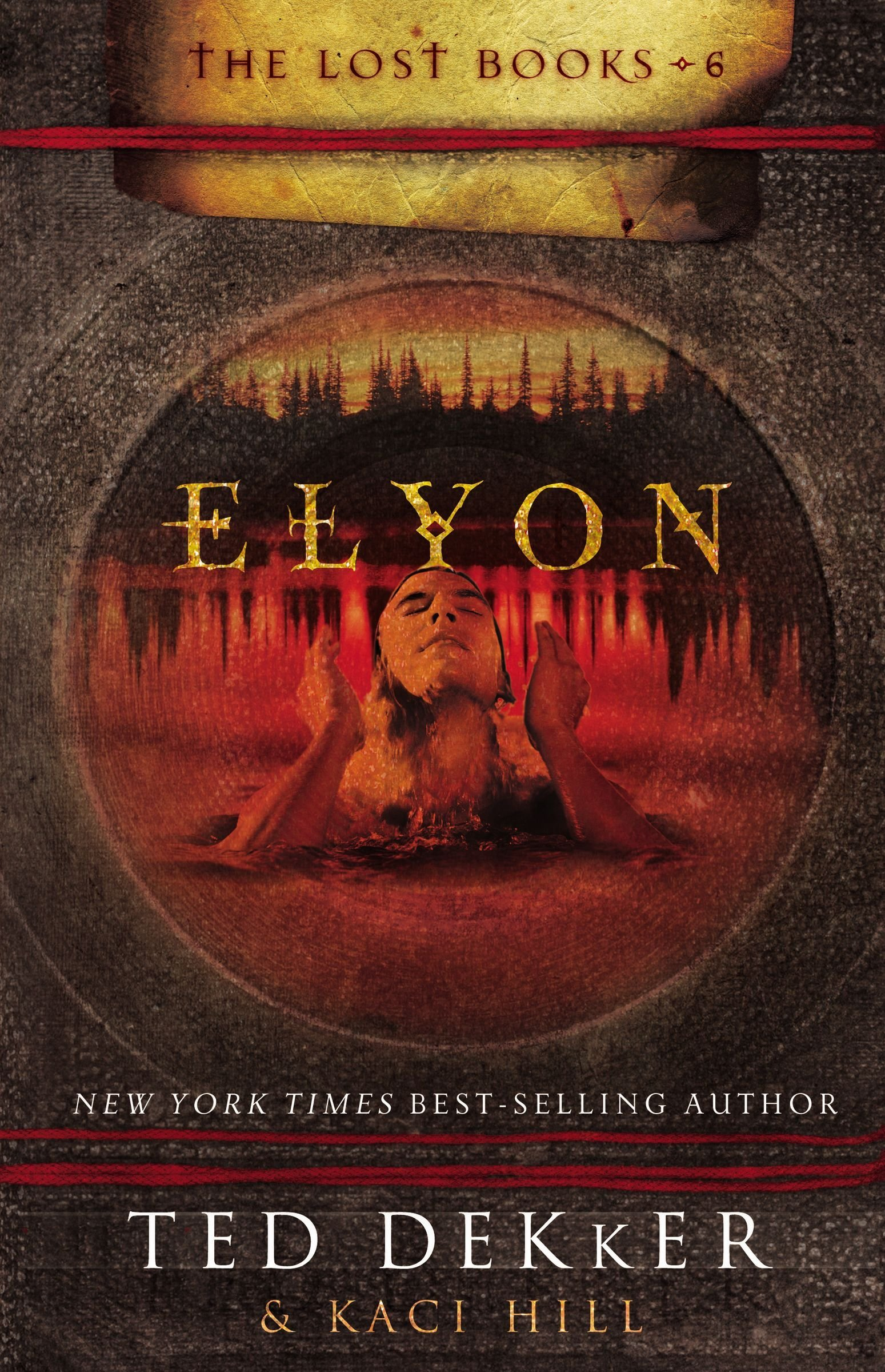 Read Online Elyon (The Lost Books, No. 6) pdf