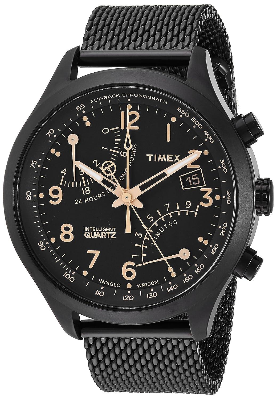 db03089d904f Timex Intelligent - Reloj brazalete de cuarzo con cronómetro