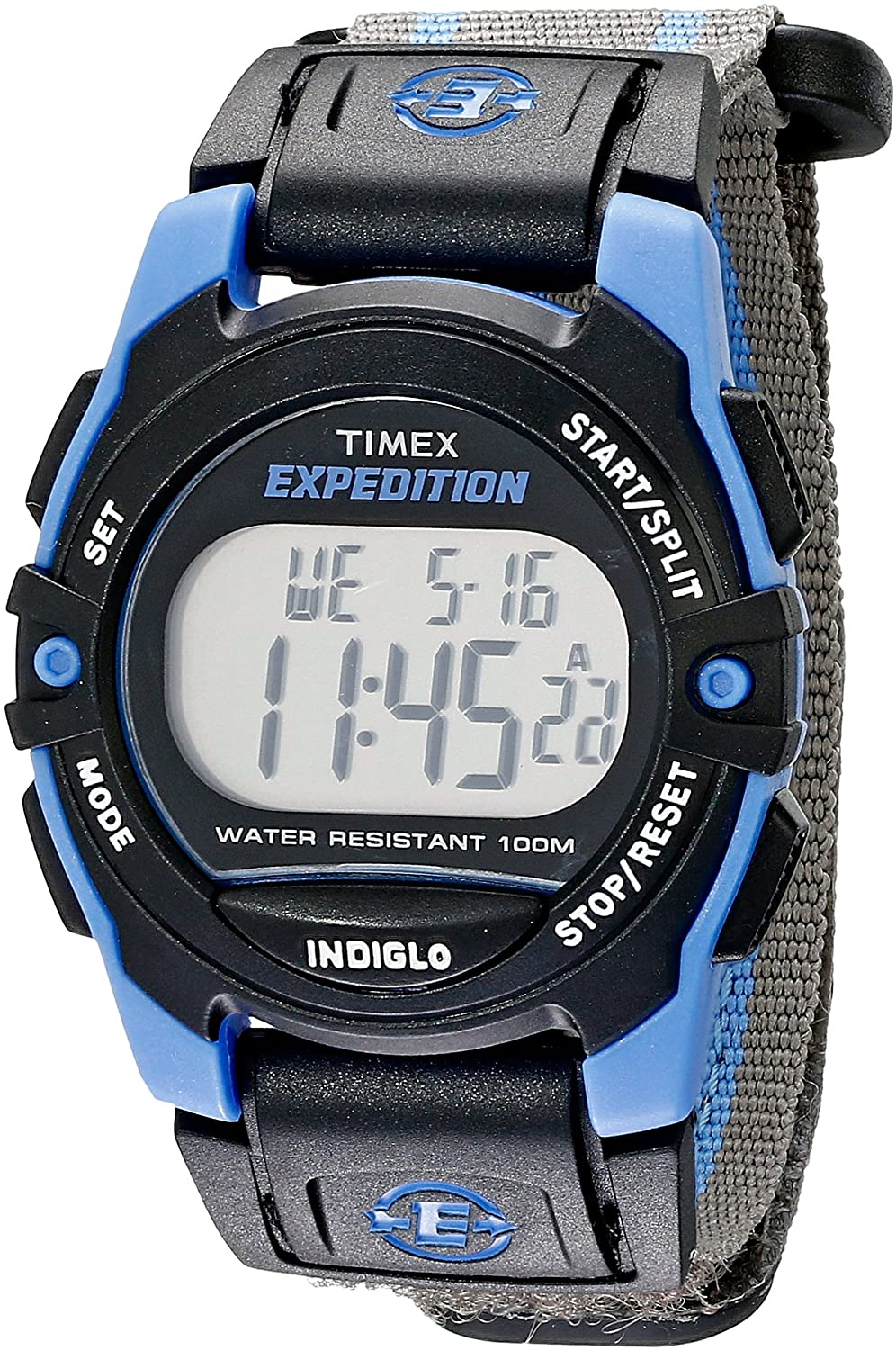 Timex Unisex Expedition Classic Digital Chrono Watch