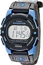 Timex Expedition Digital Chrono Alarm Timer 33mm Watch