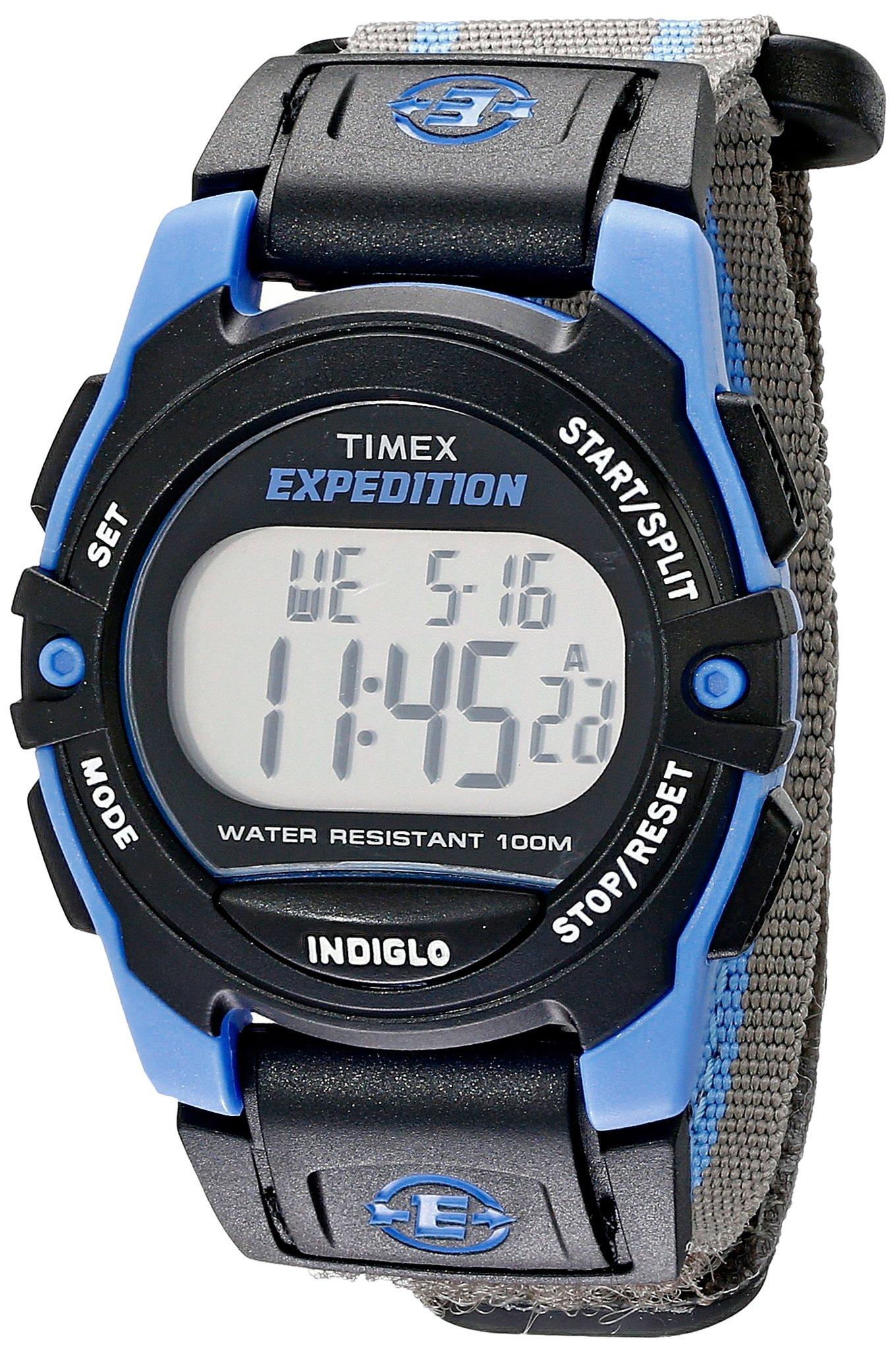 Timex Expedition Digital Chrono Alarm Timer 33mm Watch by Timex
