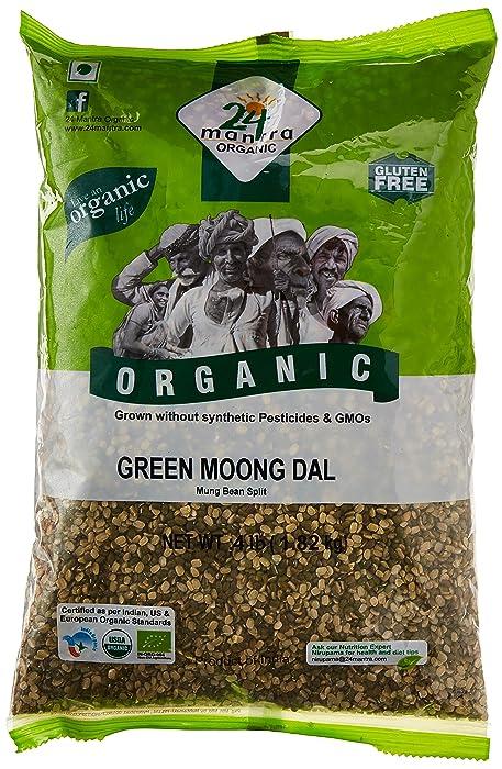 Top 10 International Food Moong Beans