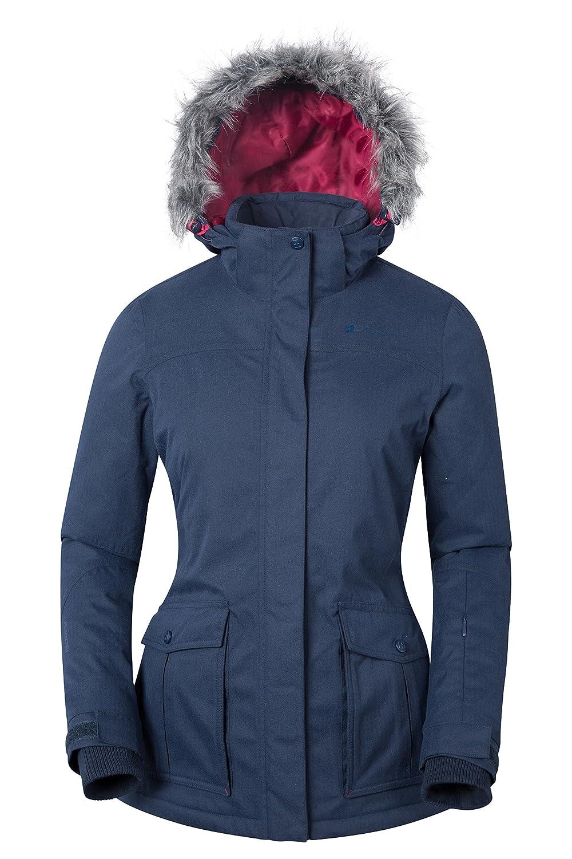 Mountain Warehouse Braddock Womens Ski Jacket –Waterproof Ladies Coat