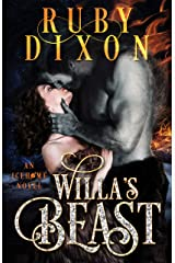 Willa's Beast: A SciFi Alien Romance (Icehome Book 3) Kindle Edition