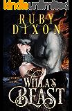 Willa's Beast: A SciFi Alien Romance (Icehome Book 3)