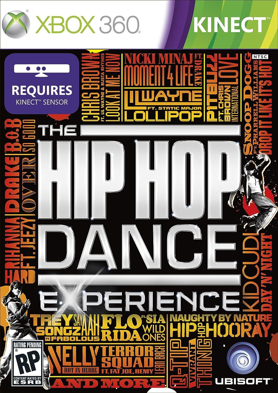 Amazon com: The Hip Hop Dance Experience - Xbox 360: UbiSoft