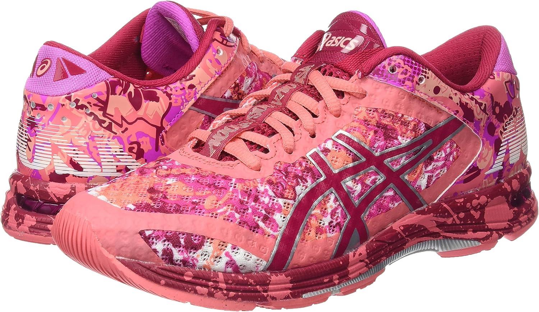 Asics Gel-Noosa Tri 11, Zapatillas de Running para Mujer, Rojo ...