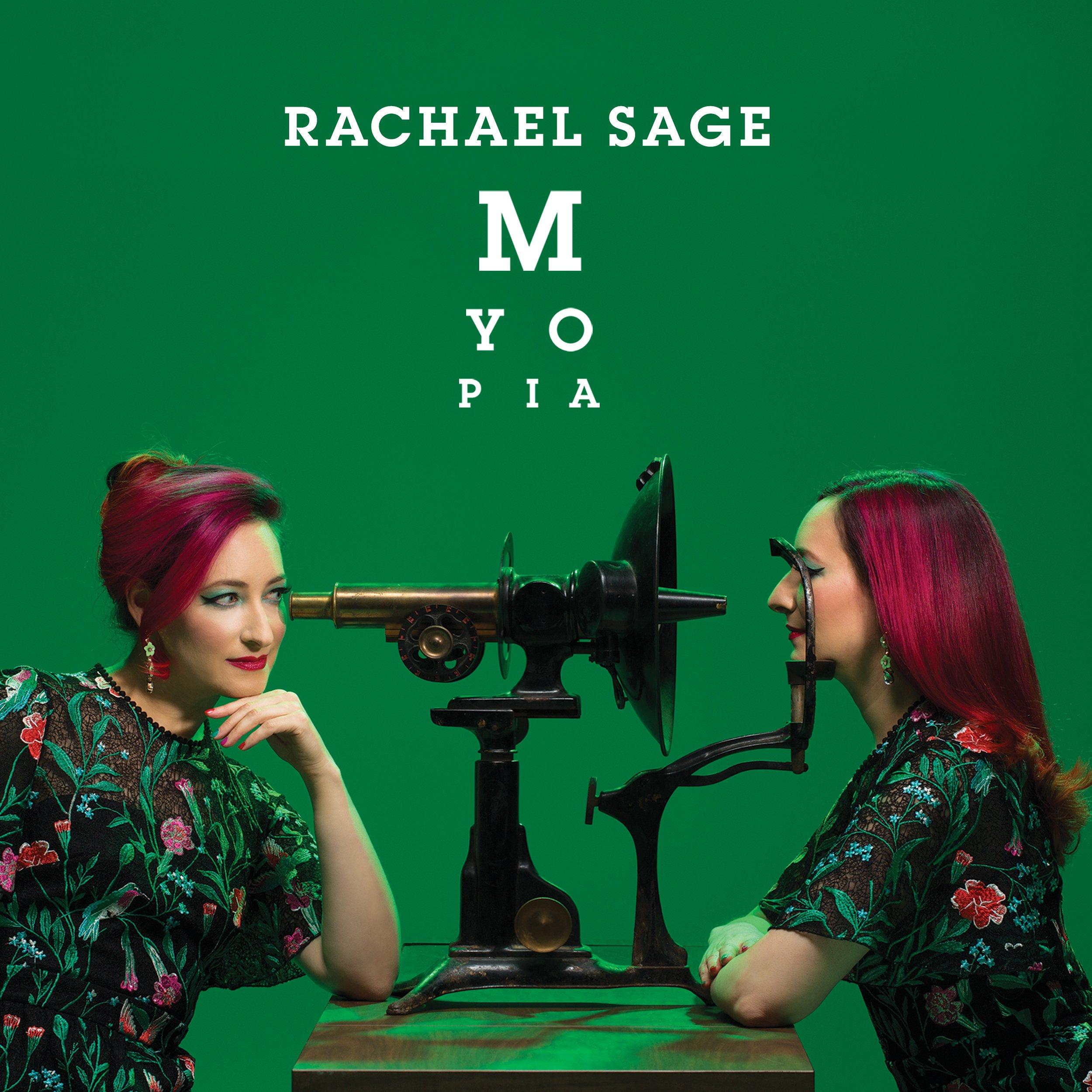 Vinilo : Rachael Sage - Myopia (2PC)