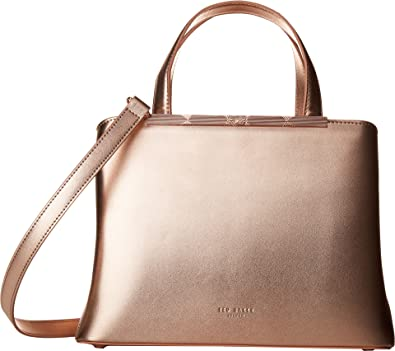 db1f8781e Ted Baker Women s Naomii Rose Gold One Size  Amazon.co.uk  Shoes   Bags