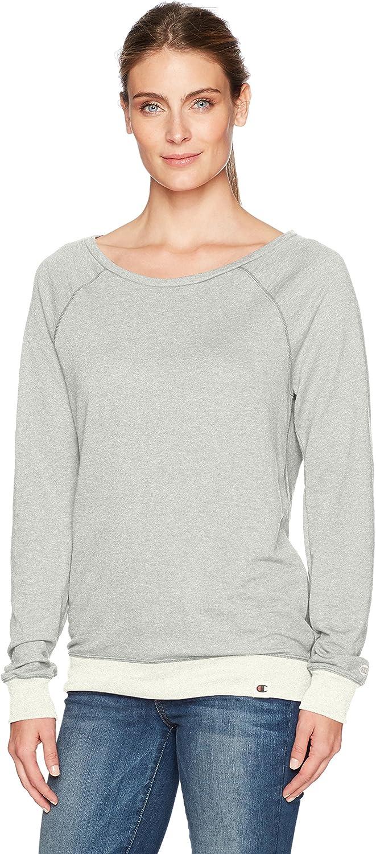 Champion Womens Authentic Originals French Terry Sweatshirt
