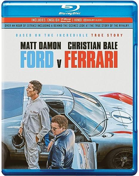 Ford V Ferrari Amazon In Christian Bale Matt Damon Caitriona Balfe Jon Bernthal Josh Lucas Movies Tv Shows