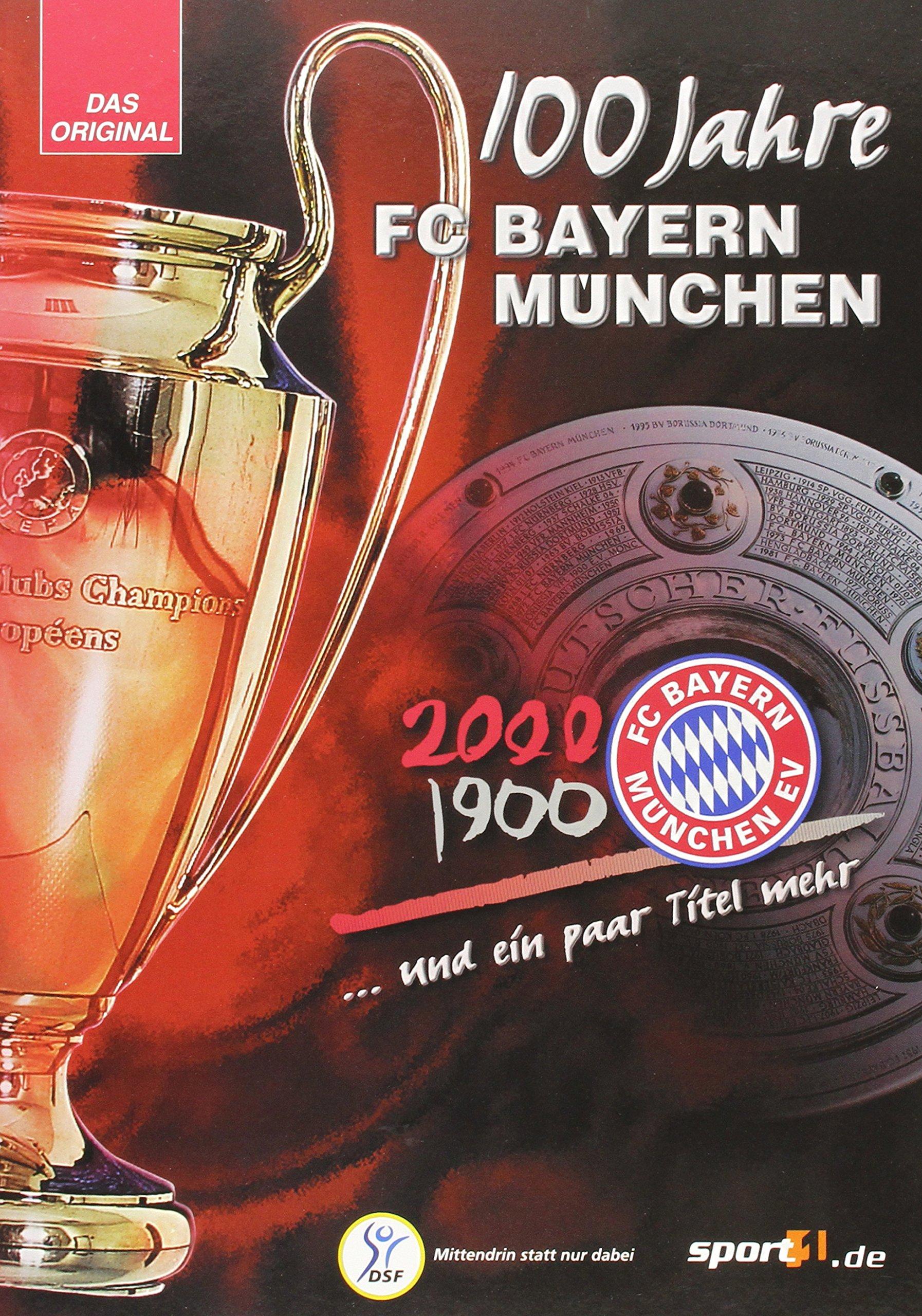 100 Jahre Fc Bayern München Und Ein Paar Titel Mehr Amazonde
