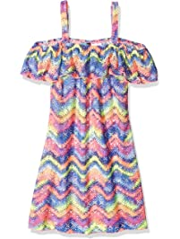 01f501751c5 Angel Beach Big Girls  Off The Shoulder Cover Up