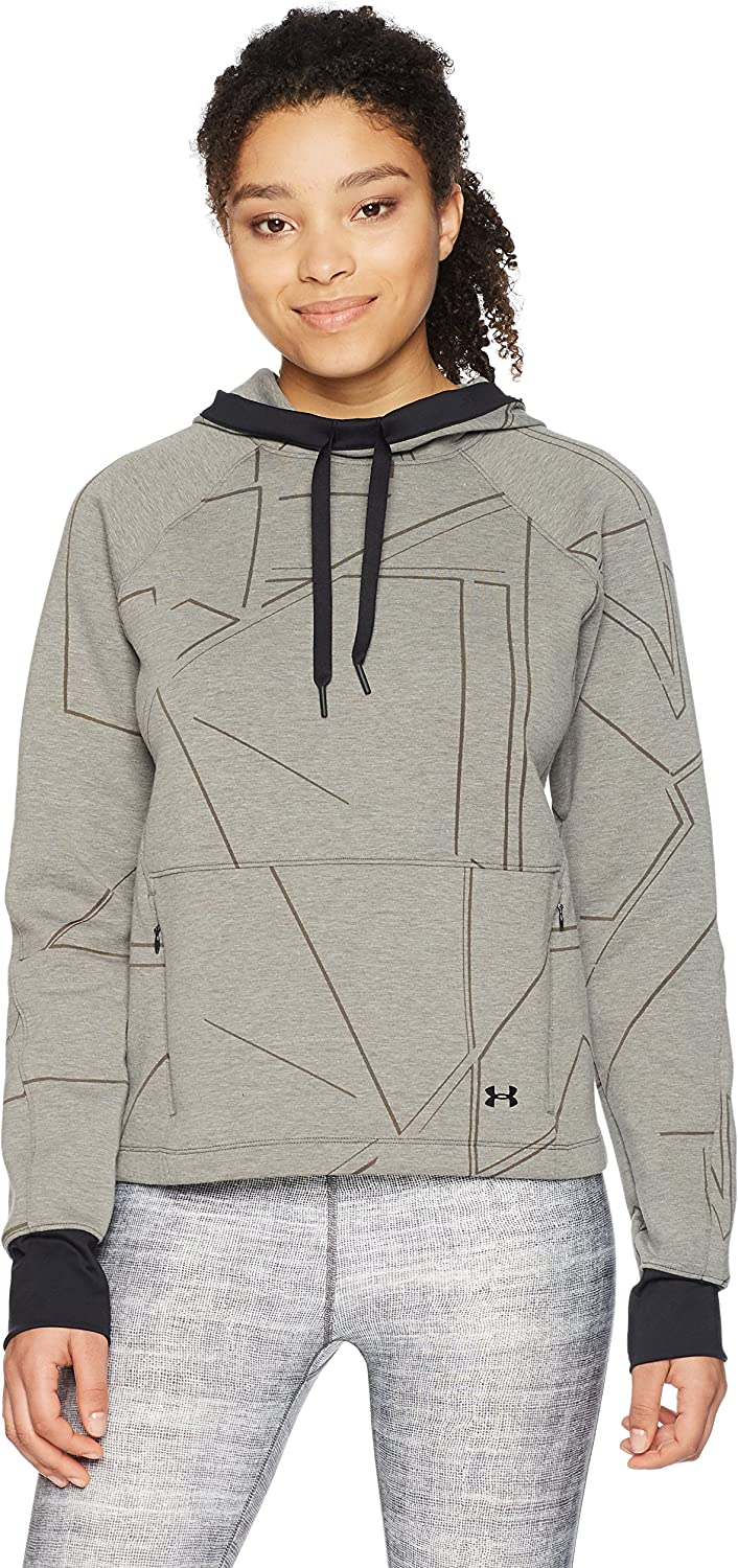 Under Armour womens Under Armour Women's Spacer Burnout Hoodie