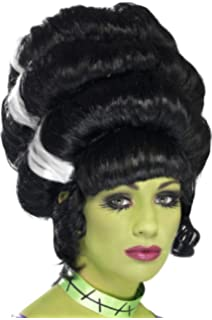 Smiffys Womens Pin Up Frankenstein Wig