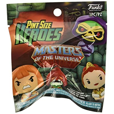 Funko Pint Size Heroes: Masters of The Universe Masters of The Universe (One Mystery Figure) Collectible Figure, Multicolor: Funko Pint Size Heroes:: Toys & Games