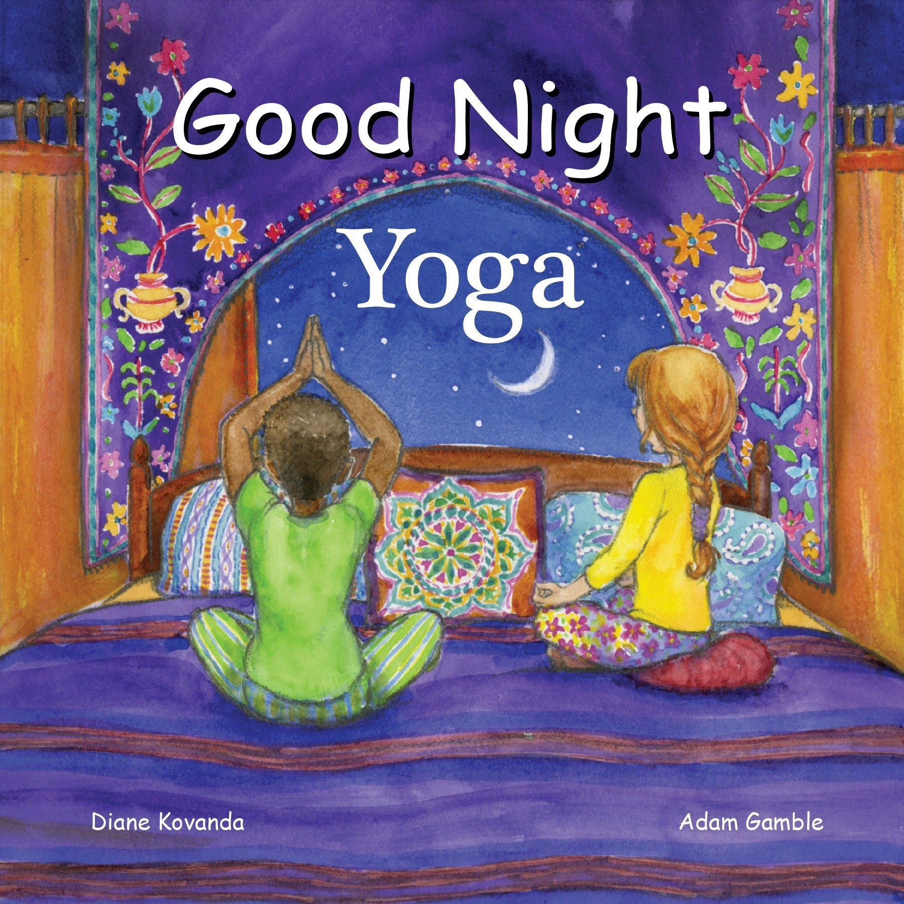 Good Night Yoga (Good Night Our World) pdf epub