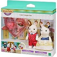Sylvanian Families Cute Couple Set Figurine