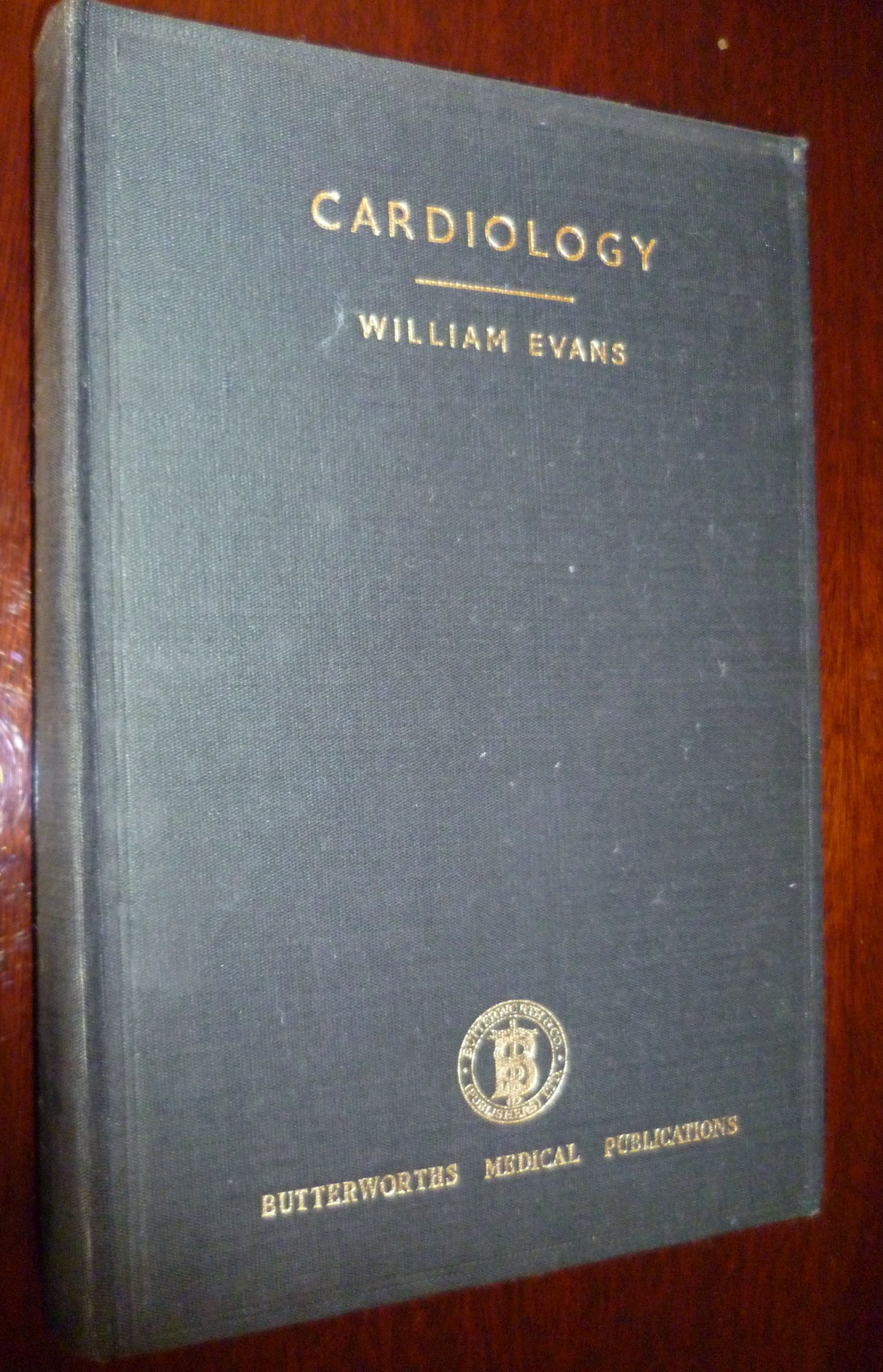 Cardiology by William Evans, First Edition 1948: William
