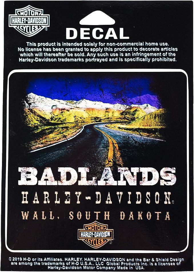 Badlands Harley-Davidson® Western Font Mug