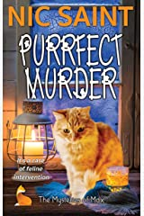 Purrfect Murder (The Mysteries of Max Book 1) Kindle Edition