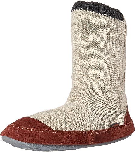Acorn Womens Slouch Boot Slipper